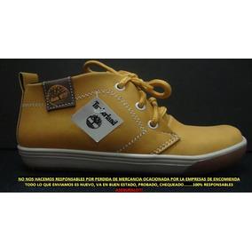 Zapato Casual Timberland Niño(a) Color Oro 22-23