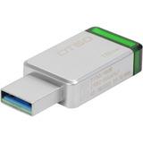 Oferta Remate Memoria Usb Kingston Dt50 16gb 3.1 3.0 Metal