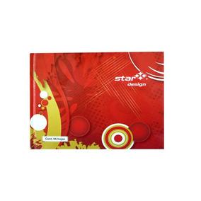 Cuaderno Forma Italiana Raya 96 Hojas Pasta Dura Cosido