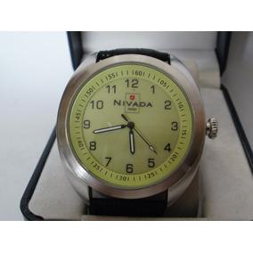 Precioso Reloj Nivada, Envio Gratis Por Dhl O Fedex
