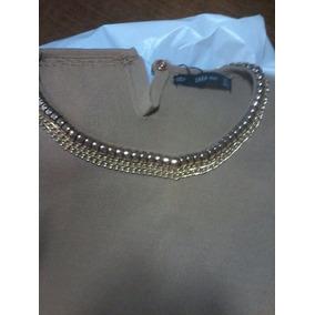 Blusa Zara Fashion Luxo Linda Dia Das Mães @face Promoção