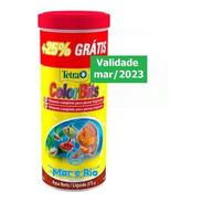 Ração Tetra Colorbits Granules 375g Acará Bandeira E Discos
