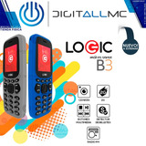 Telefono Basico Logic B3 Doble Sim