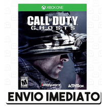 Call Of Duty Ghosts Xbox One Codigo 25 Digitos