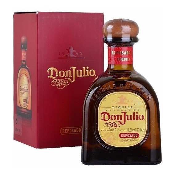 Tequila Don Julio Reposado 100% Agave De Mexico