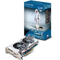 Placa De Video Sapphire Radeon Hd 7770 1gb Gddr5 Vapor-x