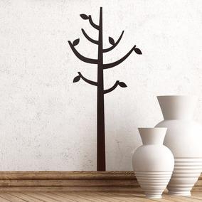 bondai vinilos decorativos arbol perchero naturaleza