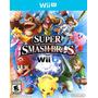 °° Super Smash Bros Para Wii U °° En Bnkshop