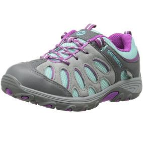 Merrel, Tenis Zapatos Waterproof 23 Mx