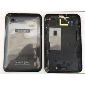 Carcaça Tablet Samsung Gt P6200 Tab 7 3g Sd Orig Grafite