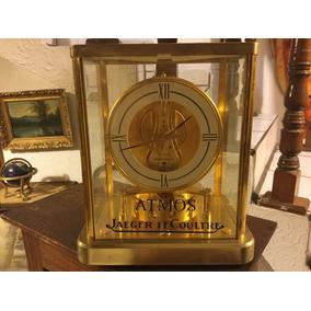 Reloj Jaeger Lecoultre Atmos Suizo 15 Joyas De Bronce