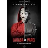 Série La Casa De Papel Completa 1 E 2 Temporada