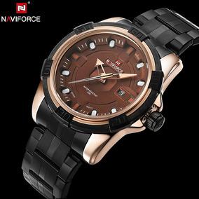 9ebf3333e0d Relogio Naviforce Nf 9079 - Joias e Relógios no Mercado Livre Brasil