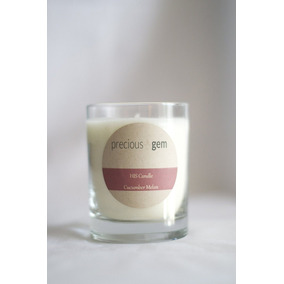 Cucumber Melon - His Soy Man Candle