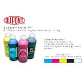 Tintas Dtg (kit) Dupont Artistri® 100ml De Cada Color (cmyk)