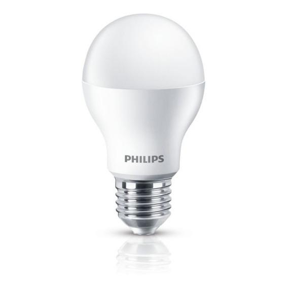 Pack X20 Lampara Led Philips 220v 12w 13w = 80w E27 Premium