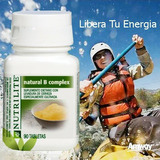 Complejo B 100% Natural Americano 90 Tabletas ¡envio Gratis!