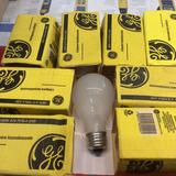 10 Piezas Foco General Electric 220v 100w