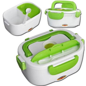 Lunch Box Lonchera Electrica Termica Contenedor Electric