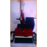 Maquina De Fazer Chinelos Sandálias Corta, Fura, Fresa 6x1