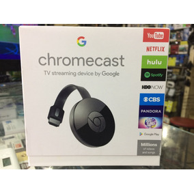 Google Chromecast 2 Hdmi Smart Tv -netflix/youtube Original