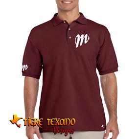 Playera Polo Diablos Rojos De México By Tigre Texano Designs