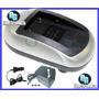 Cargador De Bateria P/kodak Klic-5001 Easyshare Dx6490 Z730