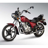 Tanque Nafta Motomel Custom 150 Franco Motos En Moreno