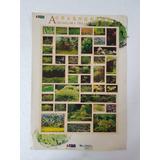 Timbres De Colección Plantas Acuaticas Acuario Filatelia