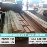 Tablas De Pino De 20x2.5x3.70 Madera De Alta Calidad