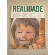 Revista Realidade Hitler N°76 Ano 1972 Dossiê Sobre Aborto