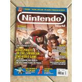 Revista Nintendo Lego Pirates Of The Caribbean E Star Wars