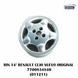 Rin 14 Renault Clio Megane Twingo Scenic Alufelgen Original