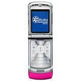 Celular Motorola V3 Pink Com Defeito