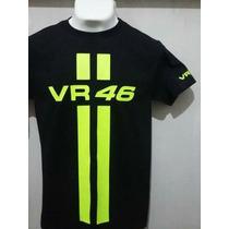 Playera Valentino Rossi Franjas Vr46