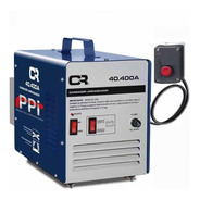 Cargador De Baterias + Arrancador 40-400 Amp Cr Para Auto