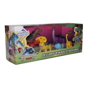 Dinossauros Evolução Com 6 - Adijomar