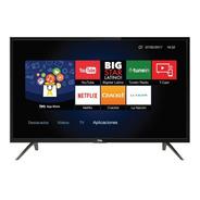 Smart Tv Led Tcl 39 Pulgadas Netflix Hdmi Usb L39smart14 *10