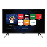 Smart Tv Led Tcl 39 Pulgadas Netflix Hdmi Usb + Envio *9