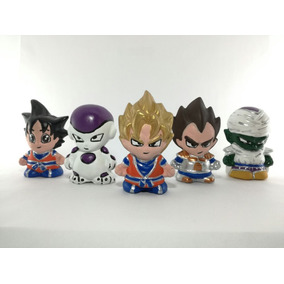 Alcancias Dragon Ball Z Y Super Goku Vegeta Freezer Picolo