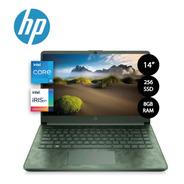 Notebook Hp I5 11va Quad 8gb Ssd256 14 PuLG Iris Xe 1,4kg