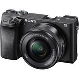 Sony Alpha A6300 (ilce6300) Con Lente 16-50mm