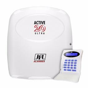 Central Alarme Active 20 Ultra Jfl