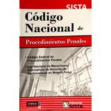 Codigo Nacional De Procedimientos Penales - Sista 6861