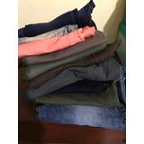10 Pantalones De Marca Imperdibles! Lote Para Feria