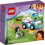 La Ambulancia Veterinaria - Lego Friends