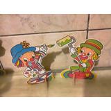 Patati E Patata Kit Decoração De Festa 10 Mini Displays