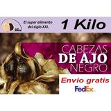 Ajo Negro 1000gr. Ajobkack Original Selecto Cabezas