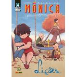 Graphic Msp Turma Da Monica - Liçoes - Bonellihq Cx148 B18