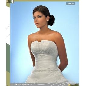 Vestido De Novia Angela Betasi Envío Incluido(remate)